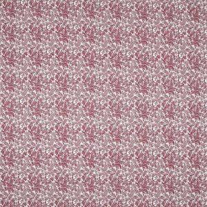 Ткань 350 «Flower art» / 17 Leaf Vine Rouge