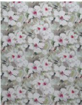 Ткань 350 «Flower art» / 18 Lotus Pearl