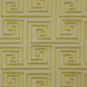 Ткань 361 «Geometric» / 11 Hypnotic Chartreuse