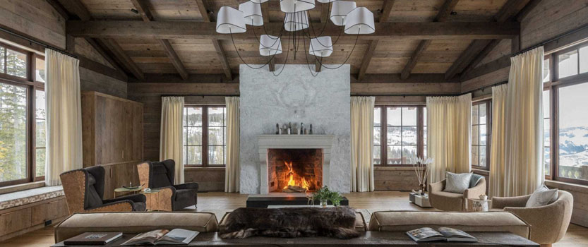 5 правил дизайна интерьера при выборе штор