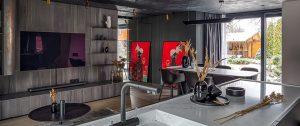 Шторы для кухни, выбор подходящих тканей для штор кухни