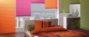 Цвета жалюзи, разные оттенки и материалы для интерьера вашего пространства